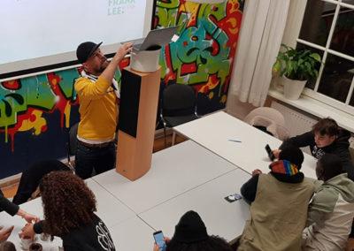 Impressie workshop 2