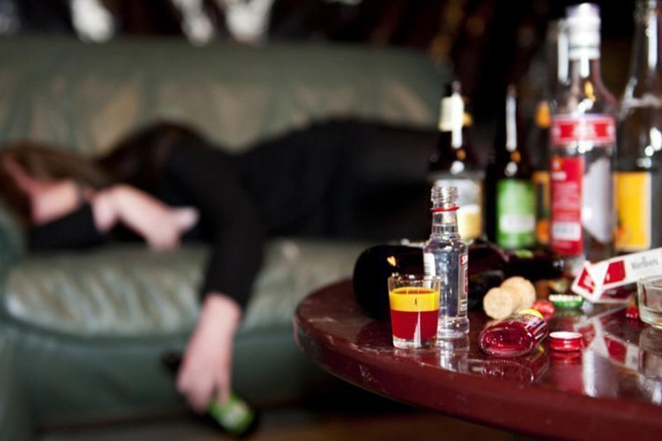 Workshop alcohol en drugs